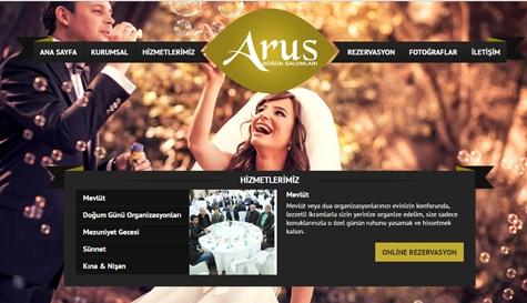 Arus Düğün Salonu