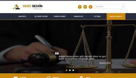 Avukat Deniz Sezgin