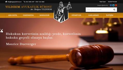 Yıldırım Avukatlık Bürosu